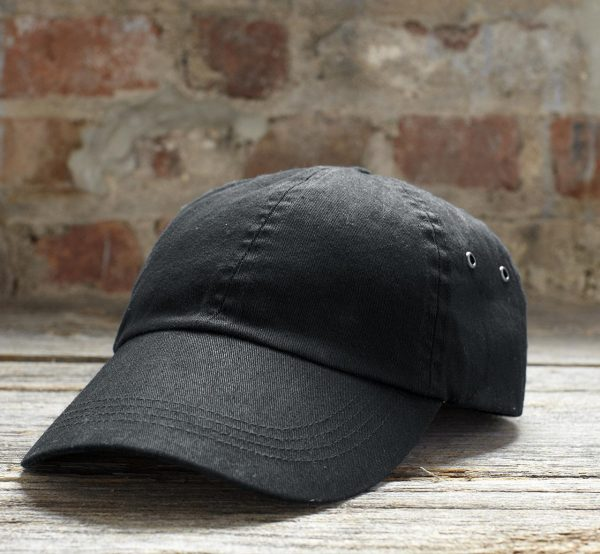 Anvil SOLID LOW-PROFILE TWILL CAP Sapkák