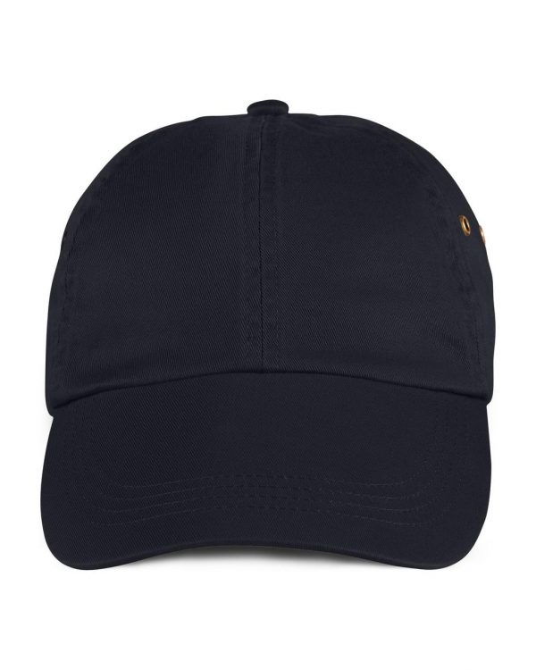 Black Anvil SOLID LOW-PROFILE TWILL CAP Sapkák