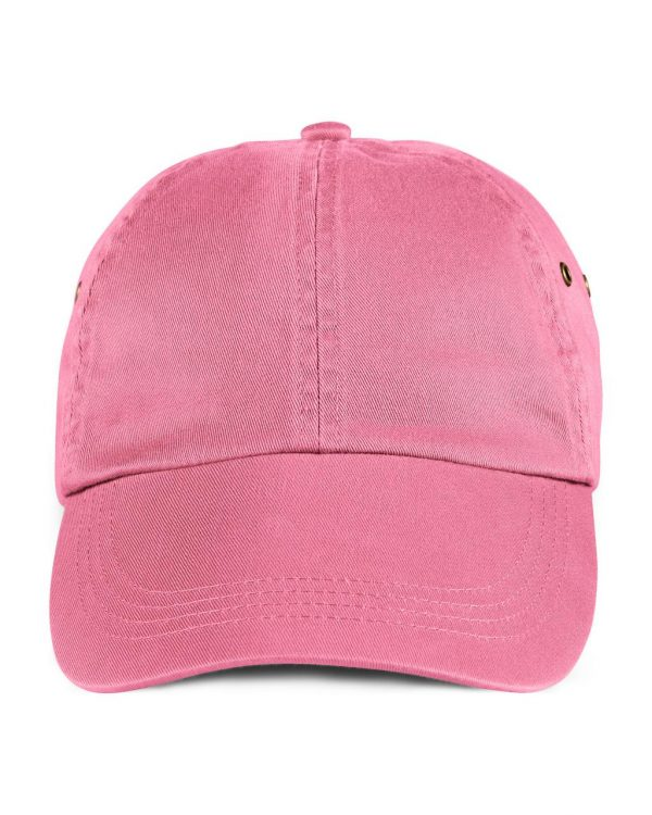Charity Pink Anvil SOLID LOW-PROFILE TWILL CAP Sapkák