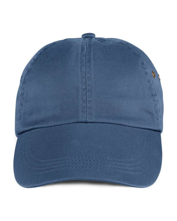 Navy Anvil SOLID LOW-PROFILE TWILL CAP Sapkák