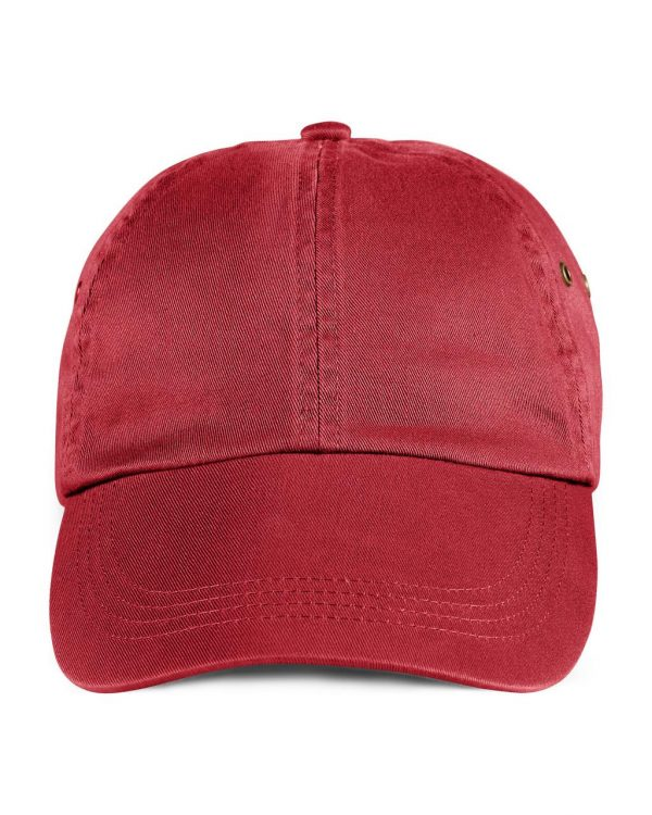 Red Anvil SOLID LOW-PROFILE TWILL CAP Sapkák