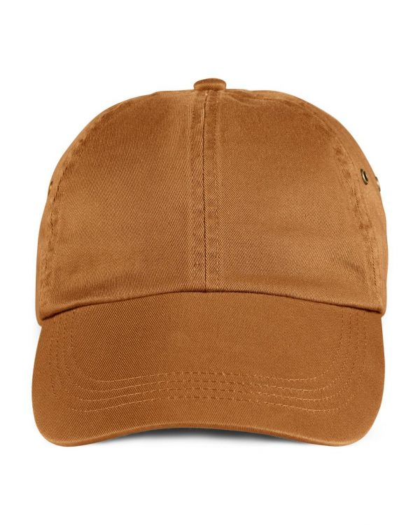 Texas Orange Anvil SOLID LOW-PROFILE TWILL CAP Sapkák