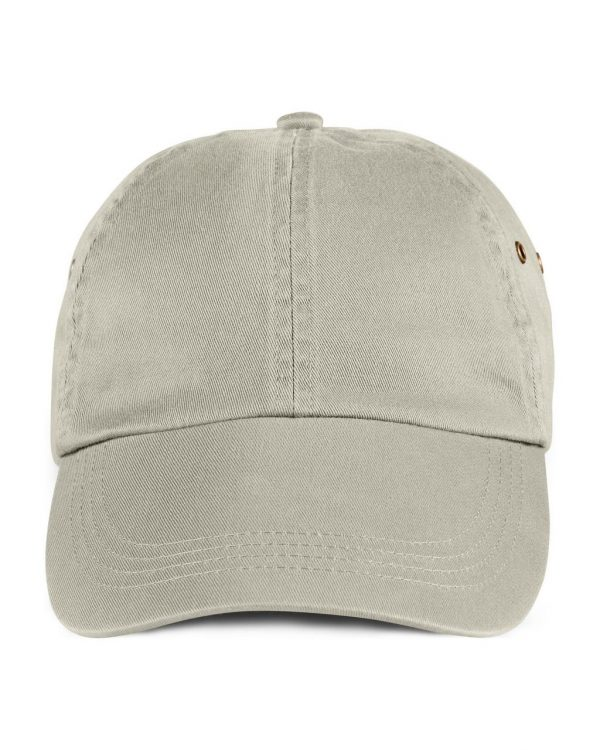 Wheat Anvil SOLID LOW-PROFILE TWILL CAP Sapkák