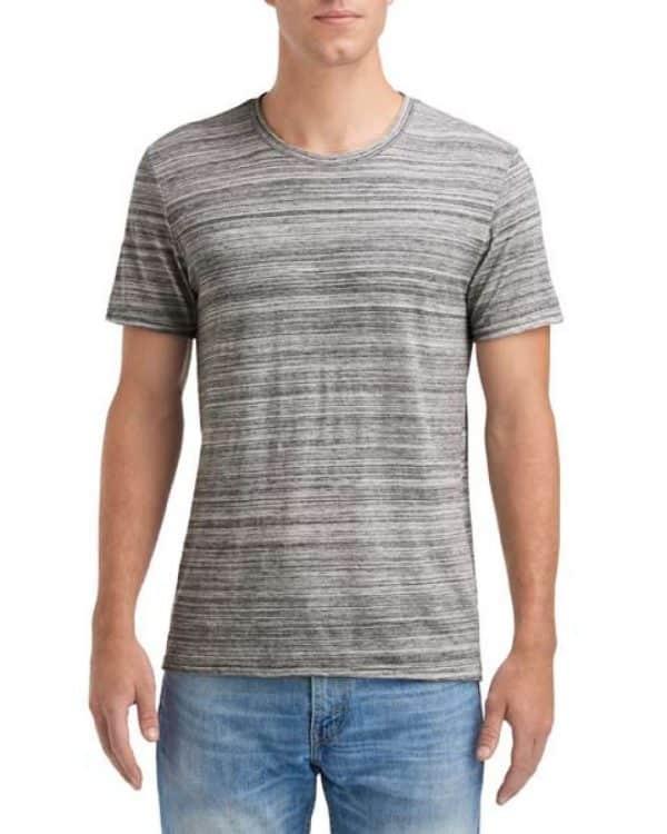 ID Silver Anvil ADULT TRI-BLEND ID TEE Pólók/T-Shirt