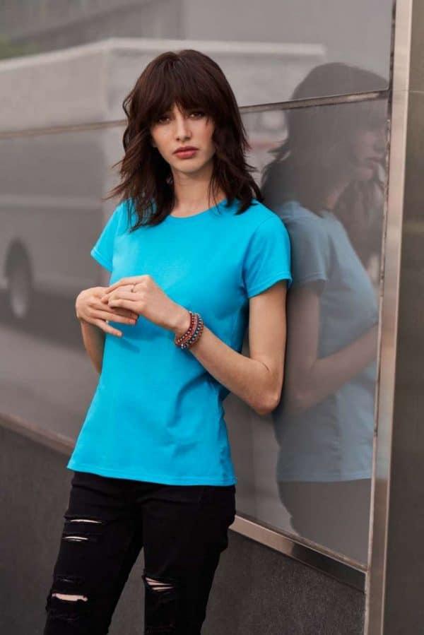Anvil WOMEN'S LIGHTWEIGHT TEE Pólók/T-Shirt