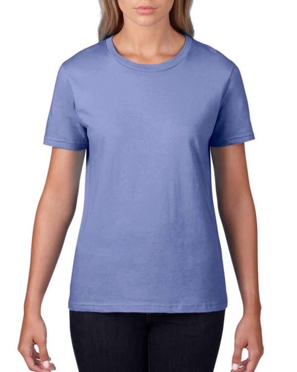 Violet Anvil WOMEN'S LIGHTWEIGHT TEE Pólók/T-Shirt