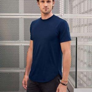 Anvil ADULT CURVE TEE Pólók/T-Shirt