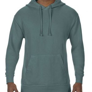 Willow Comfort Colors ADULT HOODED SWEATSHIRT Pulóverek