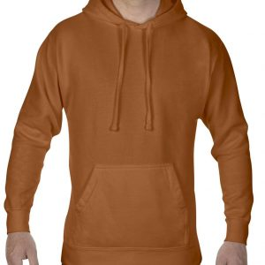 Yam Comfort Colors ADULT HOODED SWEATSHIRT Pulóverek