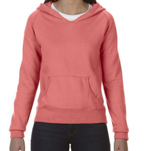 Comfort Colors LADIES' HOODED SWEATSHIRT Pulóverek