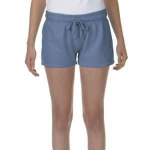Blue Jean Comfort Colors LADIES' FRENCH TERRY SHORTS Nadrágok és Alsóruházat