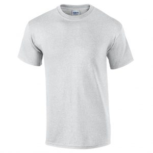 Ash Grey Gildan ULTRA COTTON™ ADULT T-SHIRT Pólók/T-Shirt