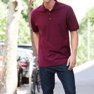 Gildan ULTRA COTTON™ ADULT PIQUE POLO SHIRT Galléros pólók