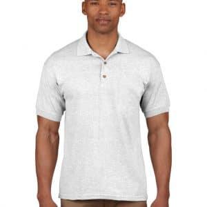 Ash Grey Gildan ULTRA COTTON™ ADULT PIQUE POLO SHIRT Galléros pólók