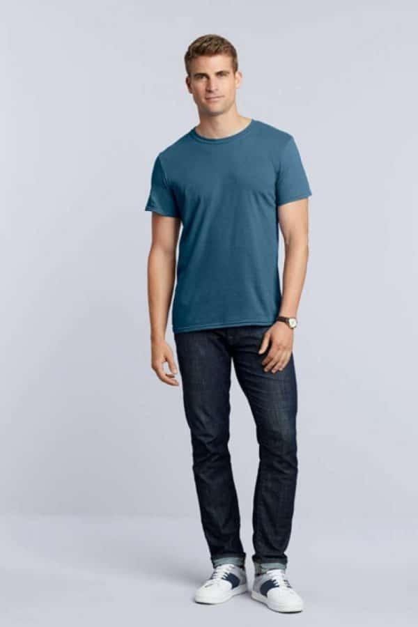 Gildan SOFTSTYLE® ADULT T-SHIRT Pólók/T-Shirt