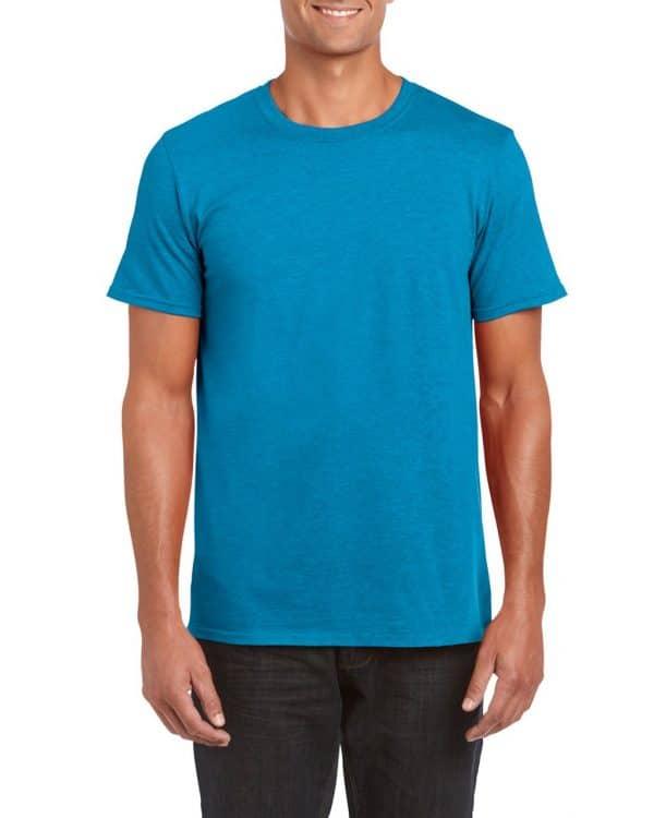 Antique Sapphire Gildan SOFTSTYLE® ADULT T-SHIRT Pólók/T-Shirt