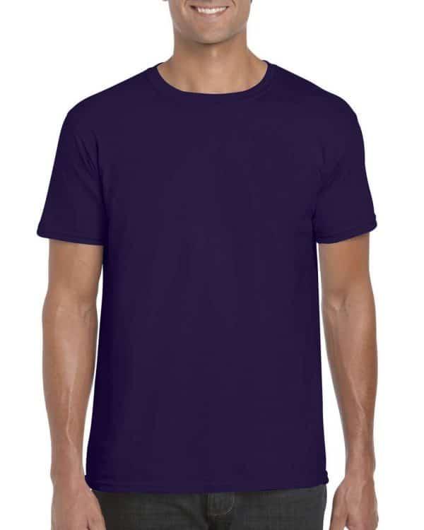 Blackberry Gildan SOFTSTYLE® ADULT T-SHIRT Pólók/T-Shirt