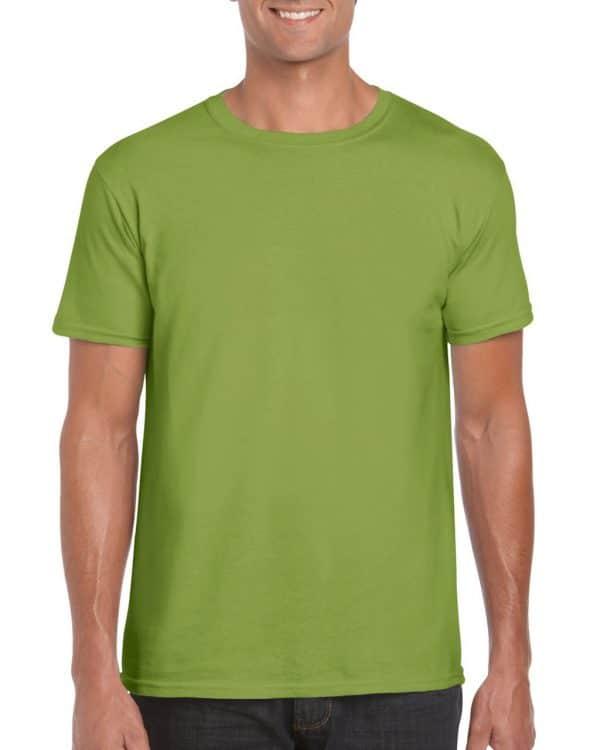 Kiwi Gildan SOFTSTYLE® ADULT T-SHIRT Pólók/T-Shirt