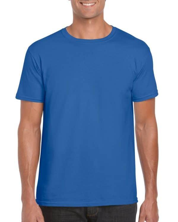 Royal Gildan SOFTSTYLE® ADULT T-SHIRT Pólók/T-Shirt