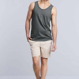 Gildan SOFTSTYLE® ADULT TANK TOP Pólók/T-Shirt