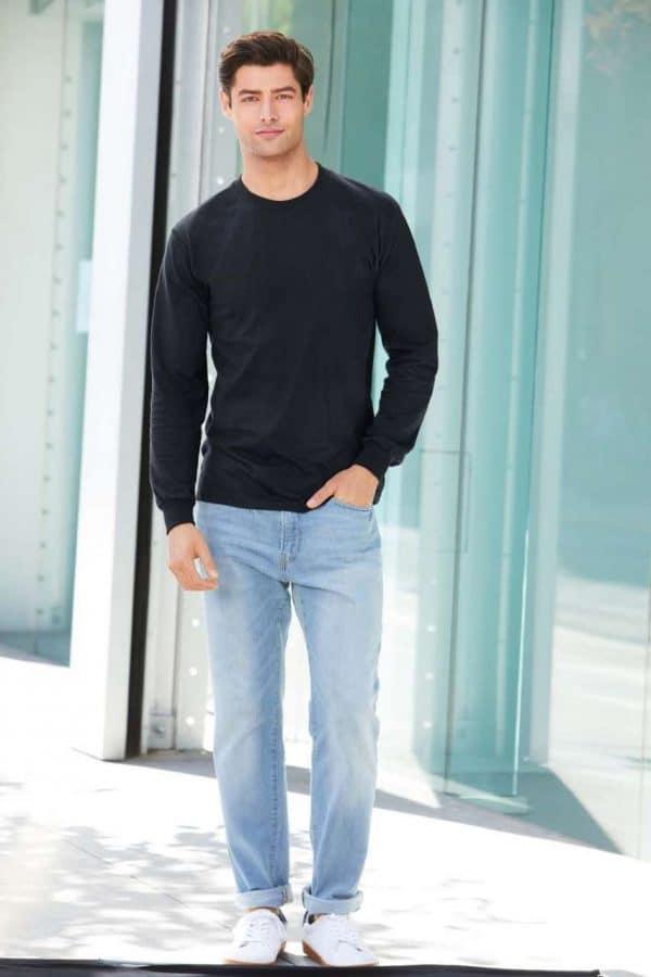 Gildan HAMMER ADULT LONG SLEEVE T-SHIRT Pólók/T-Shirt