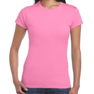 Azalea Gildan SOFTSTYLE® LADIES' T-SHIRT Pólók/T-Shirt