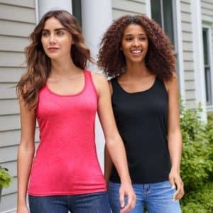 Gildan SOFTSTYLE® LADIES' TANK TOP Pólók/T-Shirt
