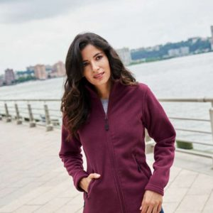 Gildan HAMMER LADIES MICRO-FLEECE JACKET Polár & Softshell