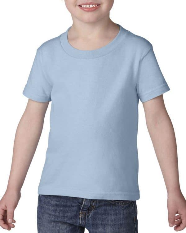 Light Blue Gildan HEAVY COTTON™ TODDLER T-SHIRT Gyermek ruházat