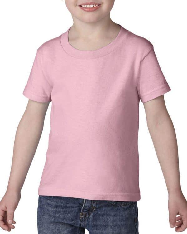 Light Pink Gildan HEAVY COTTON™ TODDLER T-SHIRT Gyermek ruházat