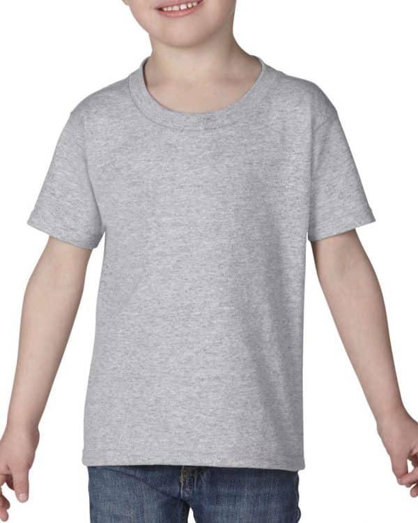 Sport Grey Gildan HEAVY COTTON™ TODDLER T-SHIRT Gyermek ruházat