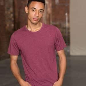 Just Ts TRI-BLEND T Pólók/T-Shirt