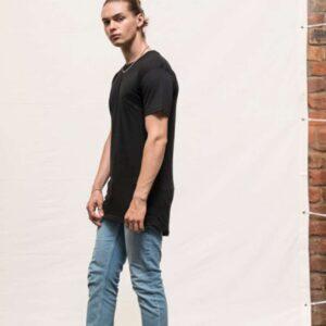 Just Ts WESTCOAST LONGLINE T Pólók/T-Shirt