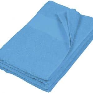 Azur Blue Kariban HAND TOWEL Törölközõk