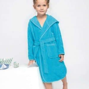 Kariban KIDS' TERRY BATHROBE Gyermek ruházat