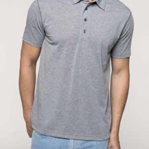 Kariban MEN'S JERSEY POLO SHIRT Galléros pólók
