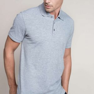 Kariban MEN'S SHORT-SLEEVED POLO SHIRT Galléros pólók