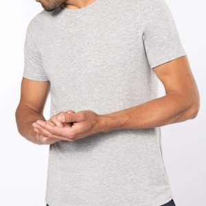Kariban MEN'S SHORT-SLEEVED CREW NECK T-SHIRT Pólók/T-Shirt