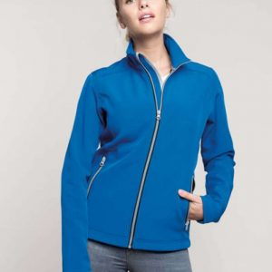 Kariban LADIES' 2-LAYER SOFTSHELL JACKET Polár & Softshell