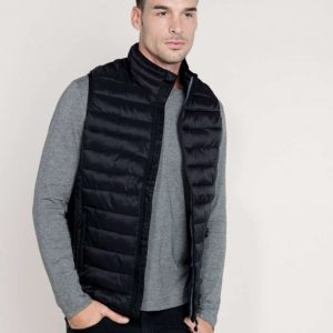 Kariban MEN'S LIGHTWEIGHT SLEEVELESS JACKET Mellények