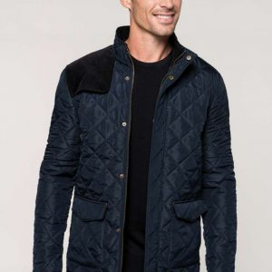 Kariban MEN'S QUILTED JACKET Kabátok