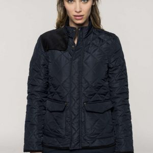 Kariban LADIES' QUILTED JACKET Kabátok