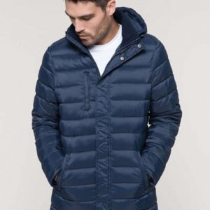 Kariban MEN'S LIGHTWEIGHT HOODED PARKA Kabátok