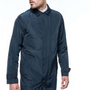 Kariban MEN'S LIGHTWEIGHT TRENCHCOAT Kabátok