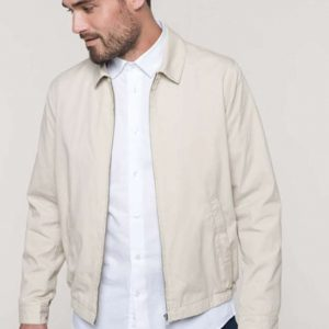 Kariban HARRINGTON BLOUSON JACKET Kabátok