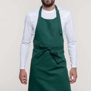Kariban COTTON APRON WITHOUT POCKET Formaruhák