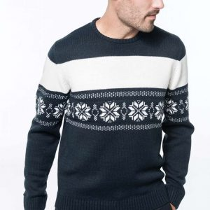 Kariban STAR MOTIF JUMPER Pulóverek