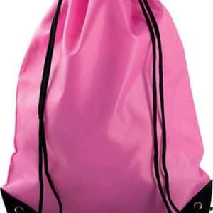 Dark Pink Kimood DRAWSTRING BACKPACK Táskák és Kiegészítők