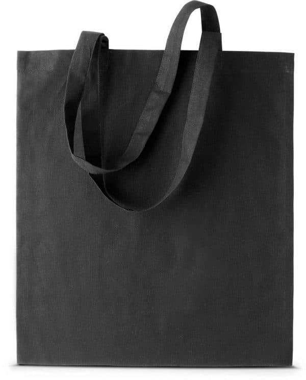 Black Kimood BASIC SHOPPER BAG Táskák és Kiegészítők