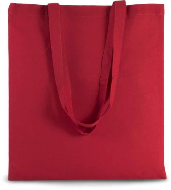 Cherry Red Kimood BASIC SHOPPER BAG Táskák és Kiegészítők